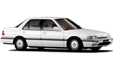Каталог каяба ACCORD CA/ 1986-1989