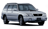 Каталог каяба FORESTER SF / 1997-2002